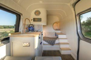 Check Out My Own Camper Conversion Layout: